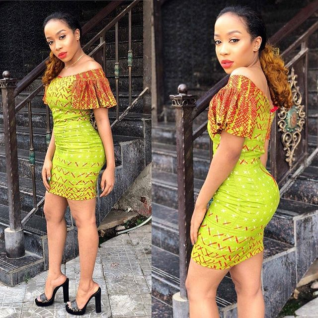 Latest Ankara Short Gown Trends 2018