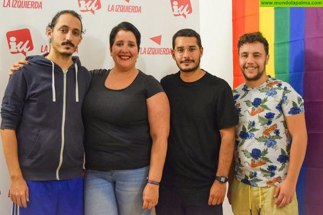 IUC constituye su Consejo Político Local en Santa Cruz de La Palma y elige a Cristian Marrero como Coordinador