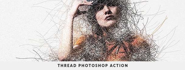 Painting 2 Photoshop Action Bundle - 91