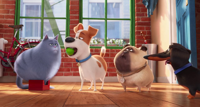 The Secret Life of Pets (2016) Dual Audio [Hindi-DD5.1] 720p BluRay ESubs Download