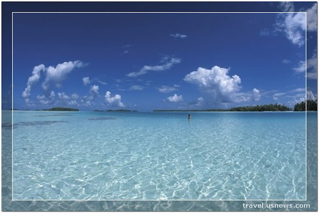 La Plage de Maui - Top 7 Best Places to Travel in Tahiti at Least Once in Your Life Time