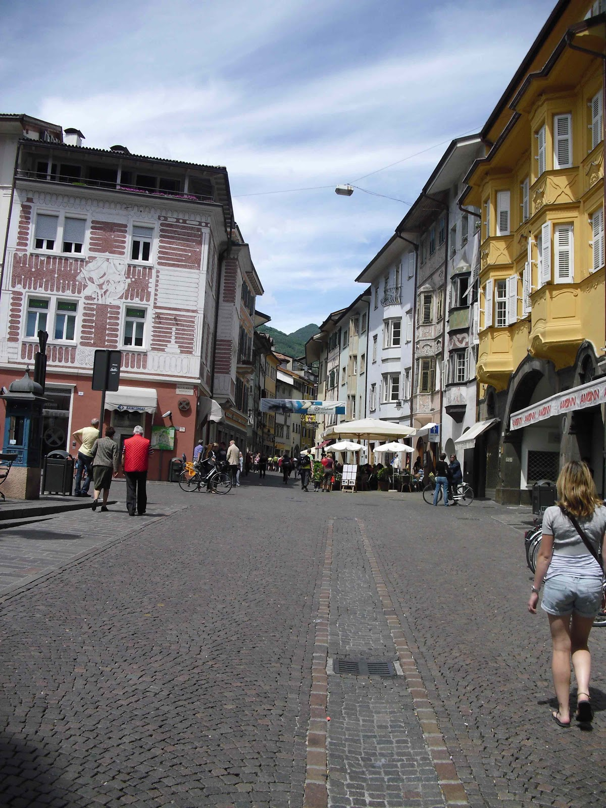 TOP WORLD TRAVEL DESTINATIONS: Bolzano, Italy