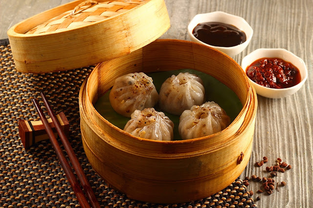 Chicken Szechuan Peppercorn Dumpling