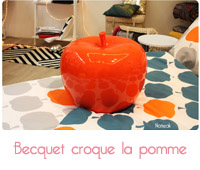 collection pop art de becquet