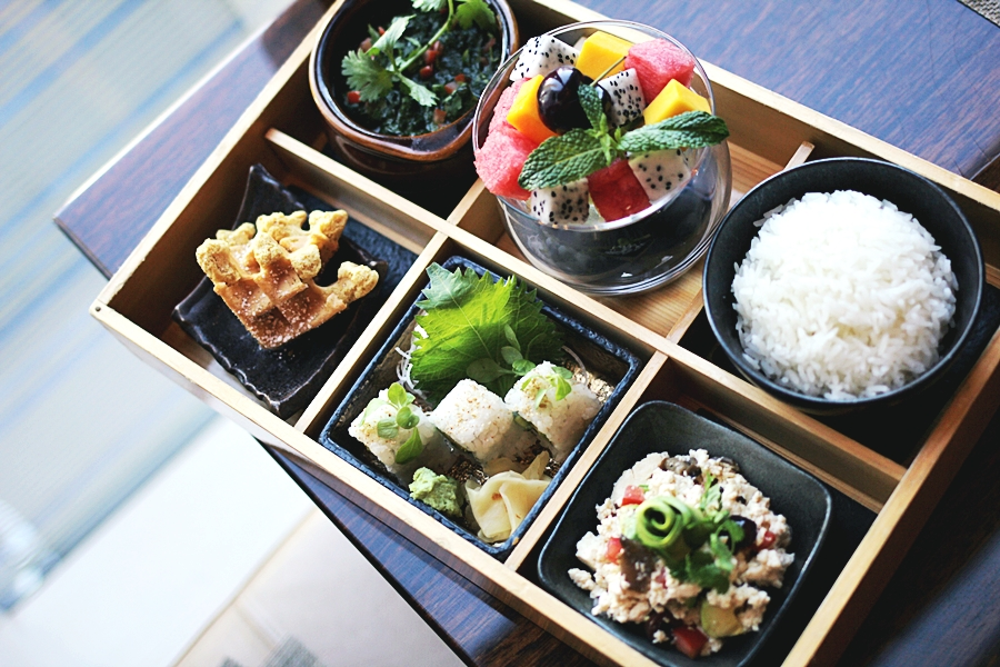 bento box las vegas brunch