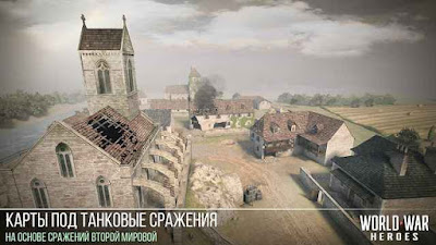 Download Game World War Heroes Mod Apk Android