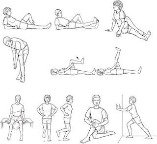 Bel Düzleşmesi Egzersizleri Resimli