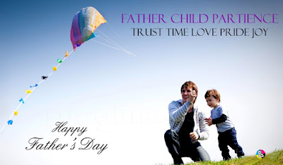 Father's Day Messages:father is my teacher
