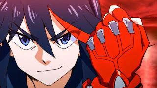 Ryuko Matoi, główna bohaterka anime Kill la Kill