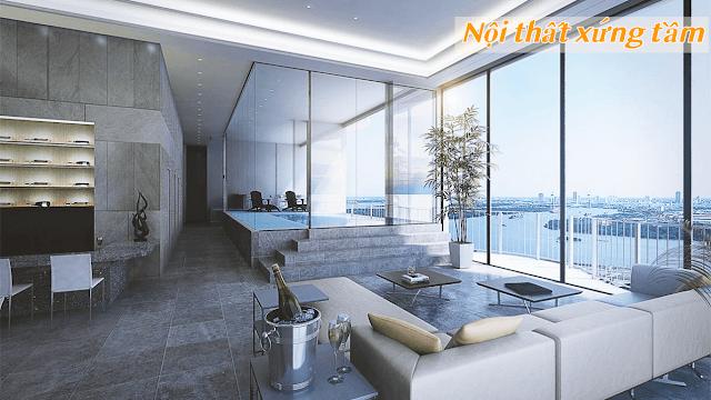 Xuân Mai Tower được hoàn thiện nội thất cao cấp