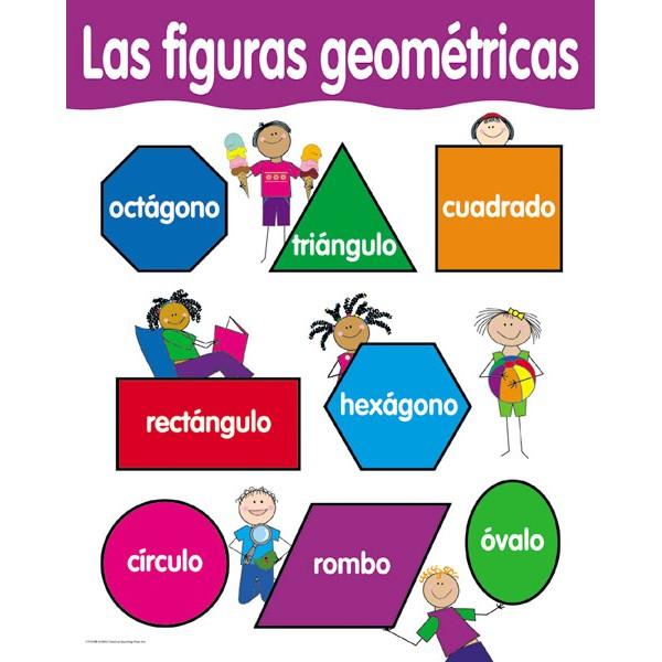 Rayito De Colores: Figuras Geométricas