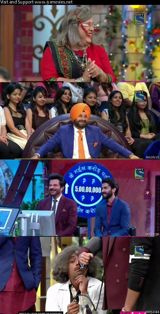 The Kapil Sharma Show 08 Oct 2016 HDTV 480p