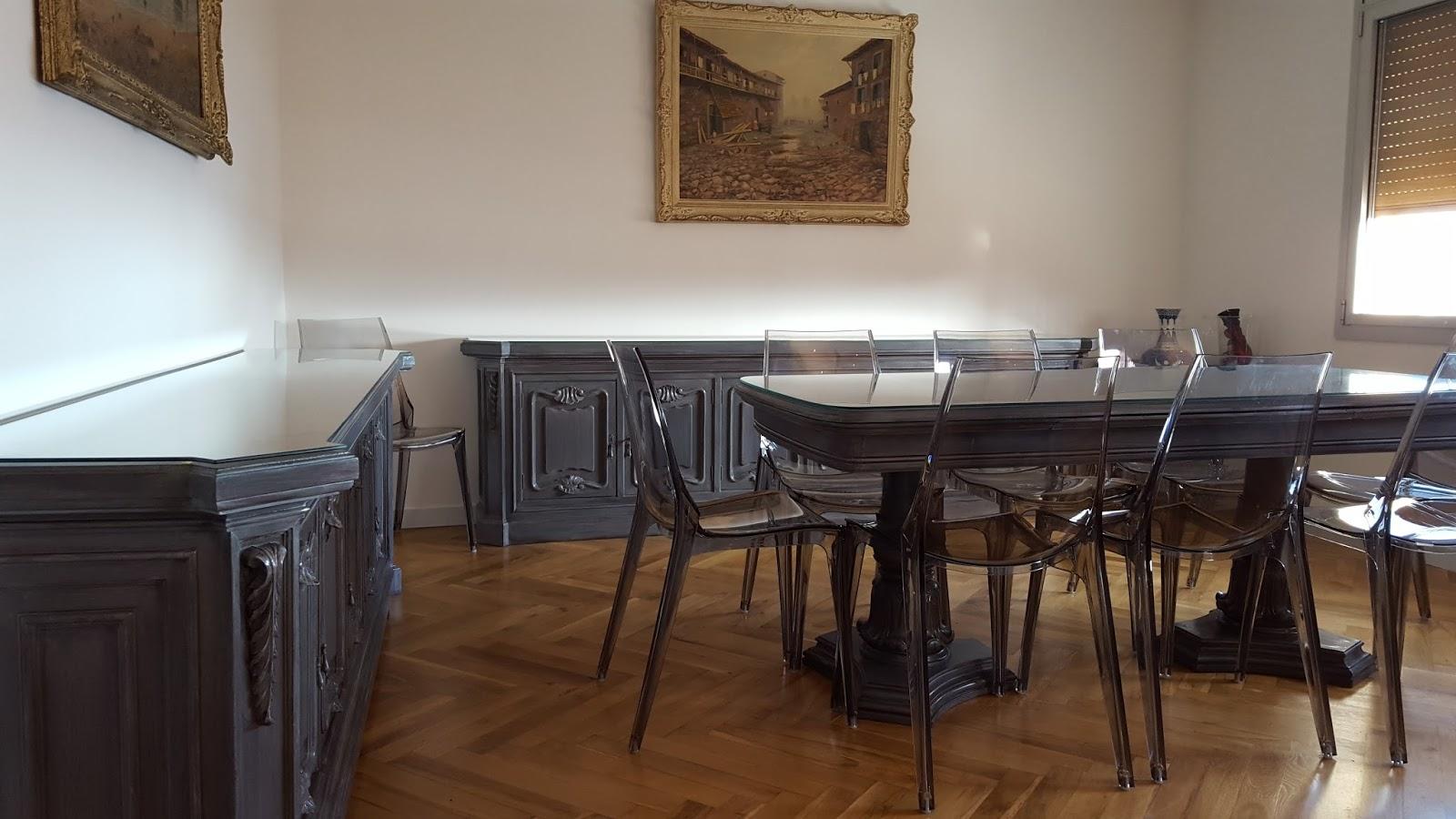 Candini muebles pintados nuevos y redecorados - Pintura ala tiza para muebles ...