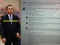 """Samuel :""""Muhammadiyah Dalang Aksi Anti Pemerintah""""."""