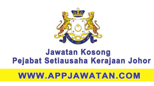 Pejabat Setiausaha Kerajaan Johor