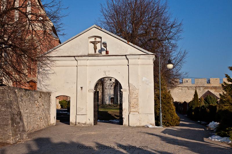Szydłów, kościół św.Władysława, świętokrzyskie