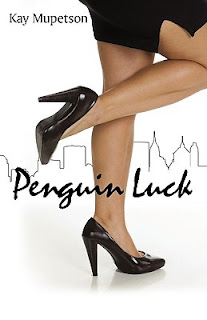 Book Review:  Penguin Luck by Kay Mupetson
