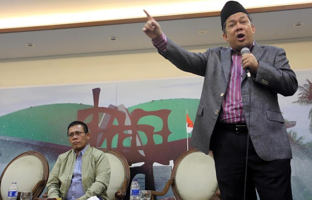 Fahri Hamzah Curiga OTT KPK Pesanan Pesaing Calon Kepala Daerah