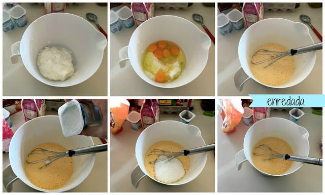 enredadaen.blogspot.com.es/tarta igloo