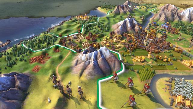 Sid meiers civilization vi torrent utorrent game.