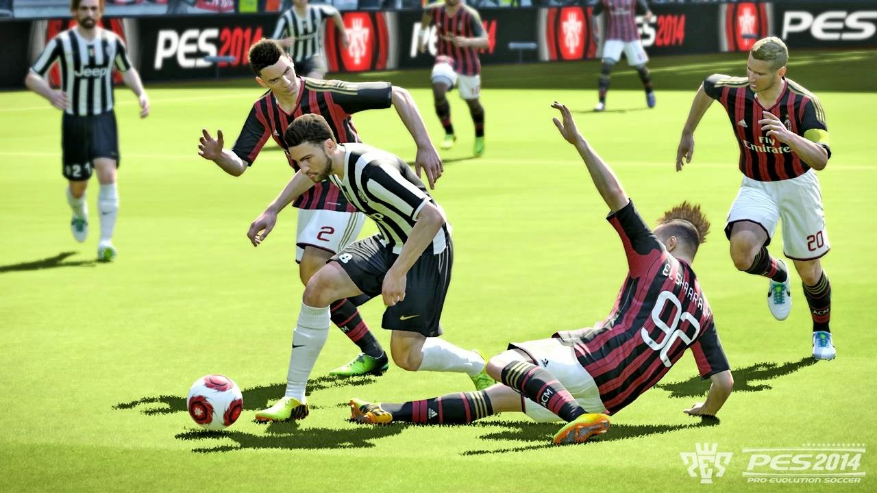Pro Evolution Soccer 14 Free Download PC Game