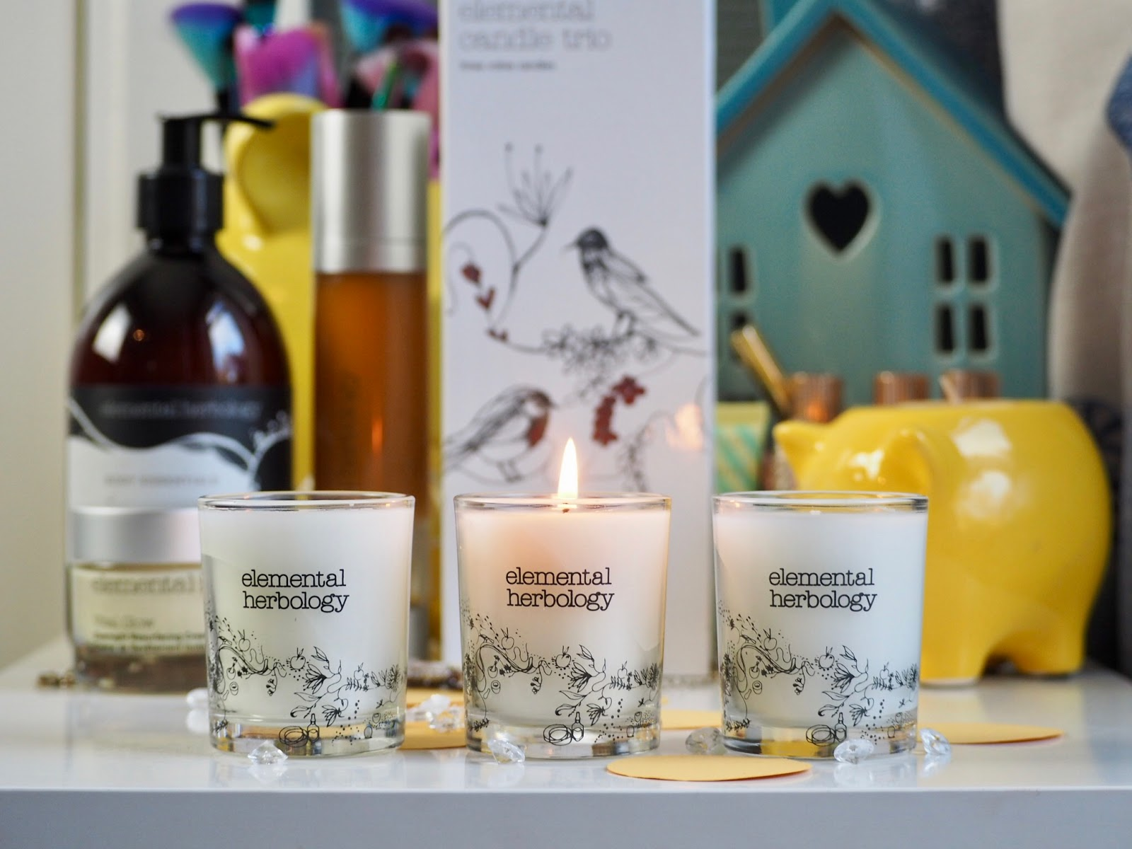 Elemental Herbology Candle Trio Review*