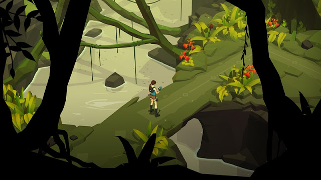 Lara Croft GO Free Download Photo