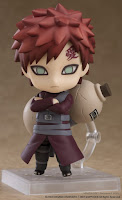 Good Smile Naruto Gaara Nendoroid figure