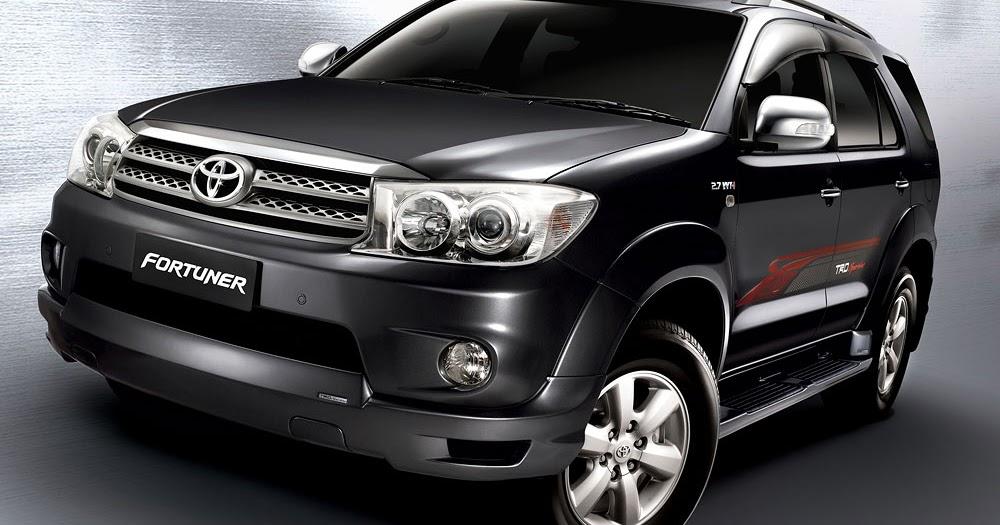 Harga Spesifikasi dan Gambar Mobil Toyota Fortuner  MobilPak