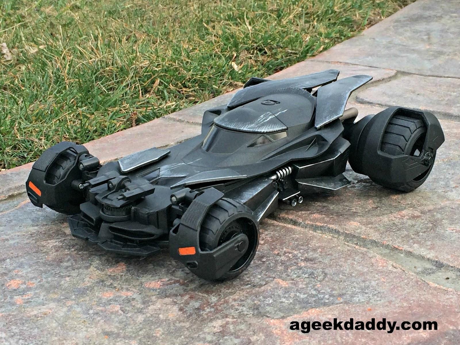 A GEEK DADDY: Air Hogs Remote Control Batmobile