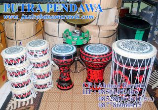 Marawis Batik Klasik Merah