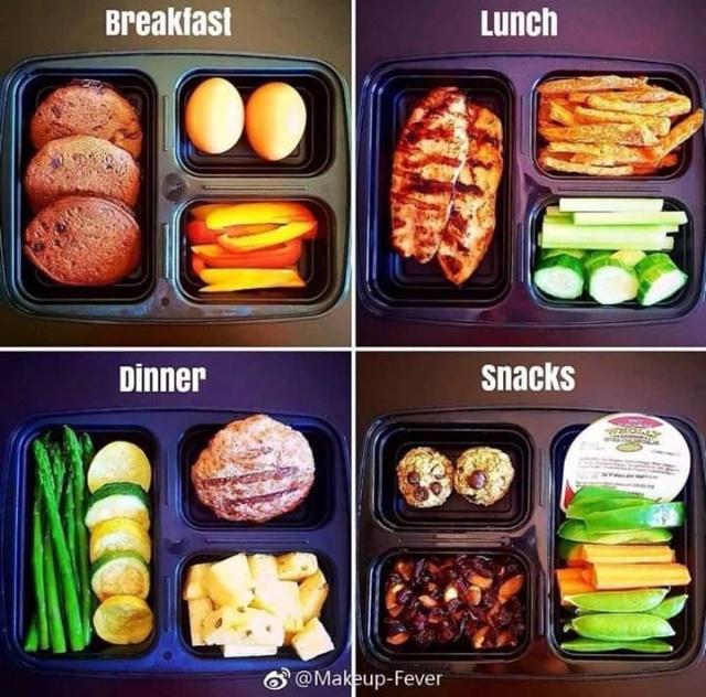 6 Menu Diet Untuk Sarapan, Tengah hari dan Makan Malam
