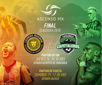 LIGA MX - Ascenso LA FINAL