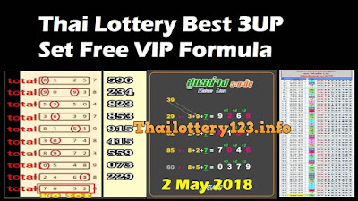 Thai Lottery Best 3UP Set