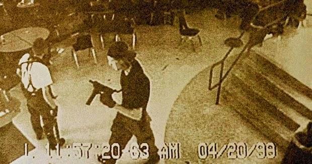 Resultado de imagem para massacre de columbine