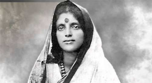 A collection of 108 Quotes of Sri Anandamayi Ma