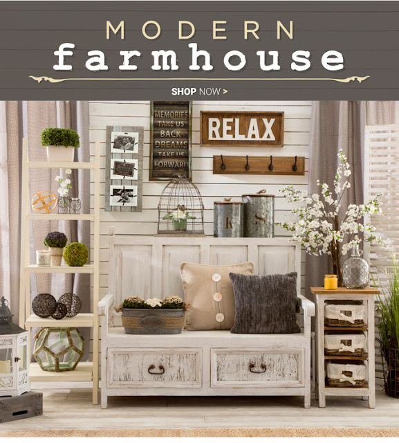 Southern seazons modern farmhouse for Wholesale decor