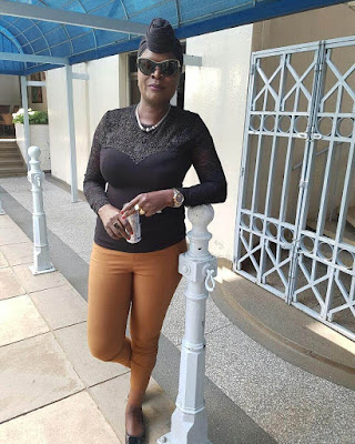 Suzzana Owiyo is reported dead by bloggers. PHOTO | Courtesy