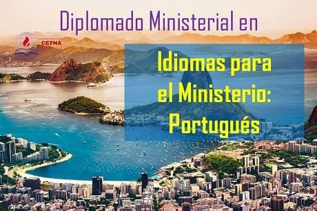 Idiomas para el ministerio portugues