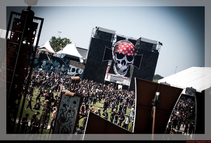 Hellfest 2015 - Live Clisson (Samedi 20/06/2015)