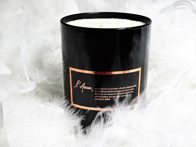Avis Fève Couronnée de L'Aurore, blog bougie, blog parfum, blog beauté