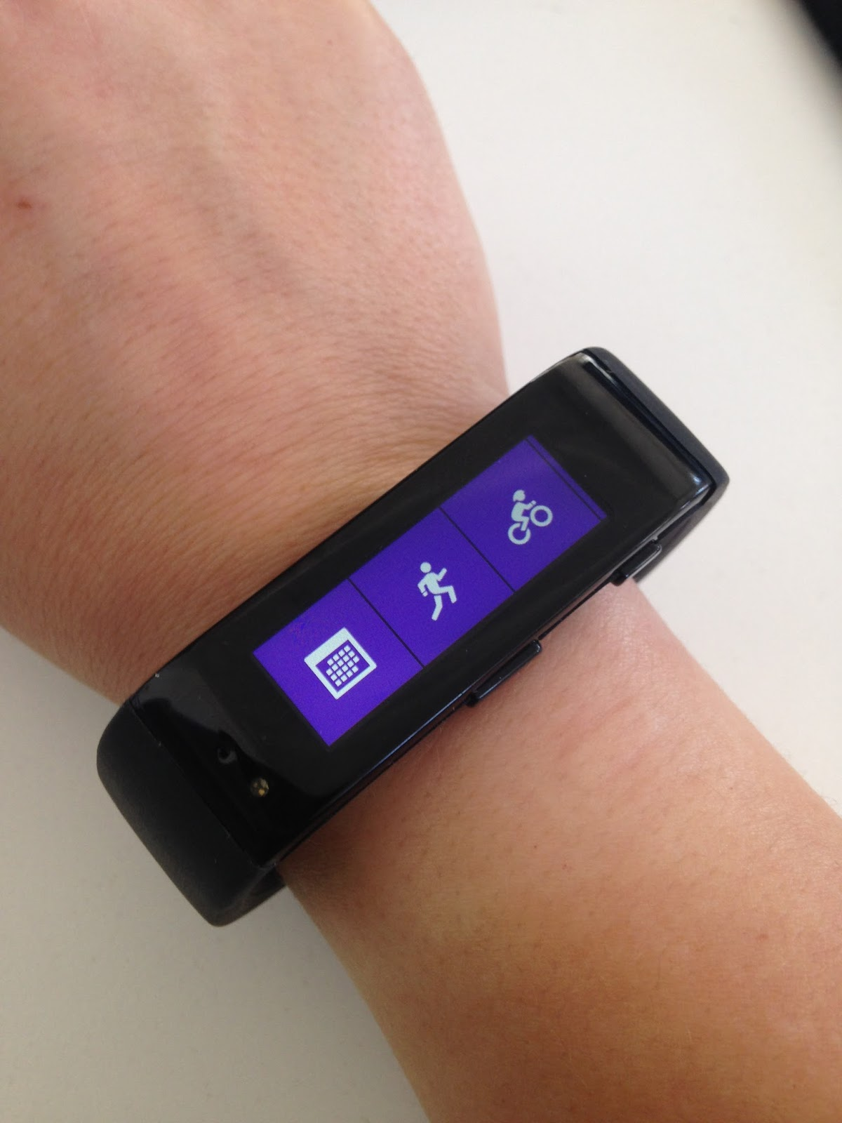 REVIEW | Microsoft Band | FitBits