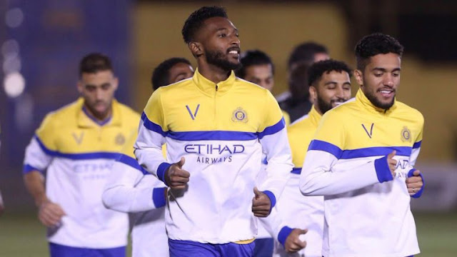 موعد مباراة النصر والوحدة في الدوري السعودي والقنوات الناقلة للمباراة