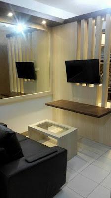 interior-apartemen-2bedroom-cibubur-village