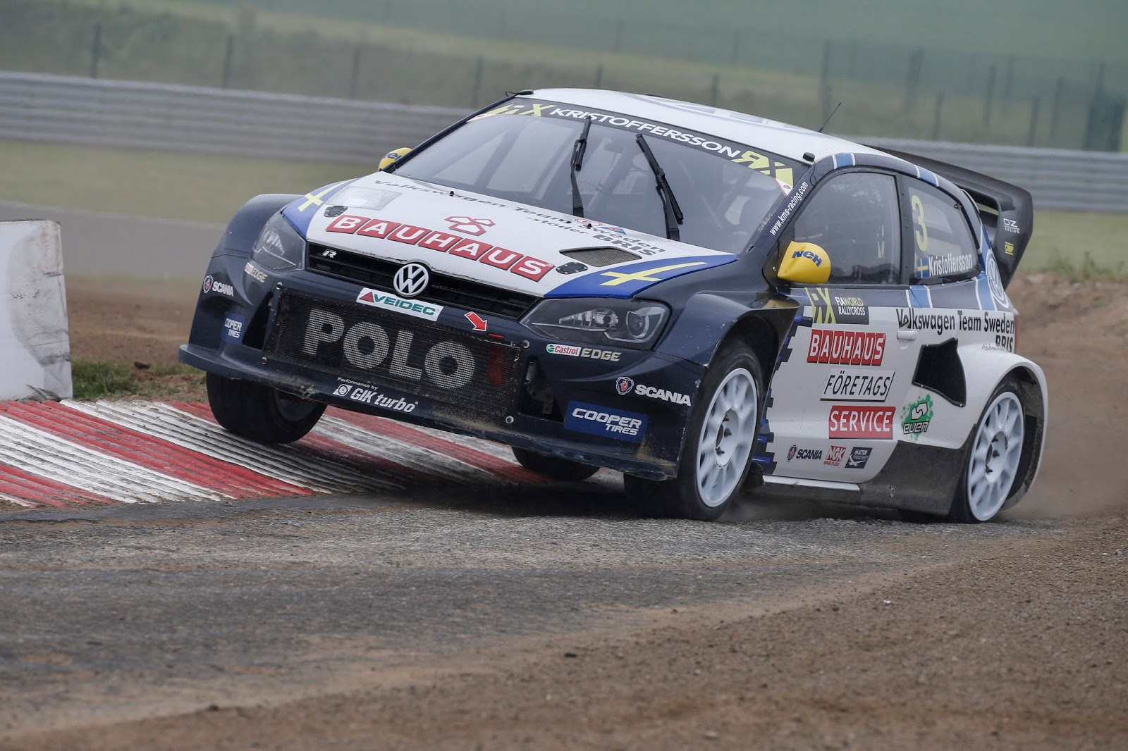 World Rallycross Championship all-electric in 2020 | Electric ...