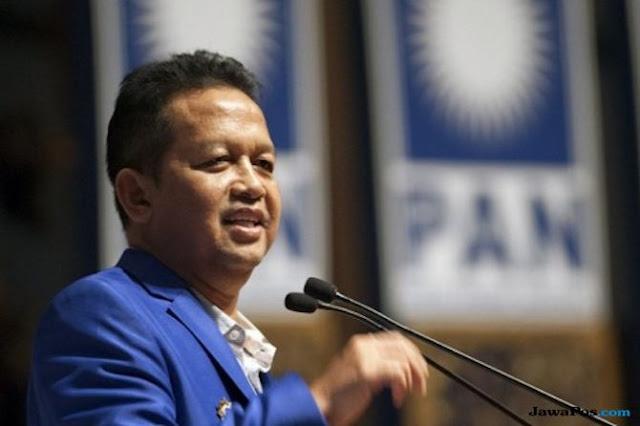 Mantan Ketumnya Dukung Jokowi-Ma'ruf, PAN Pecah?