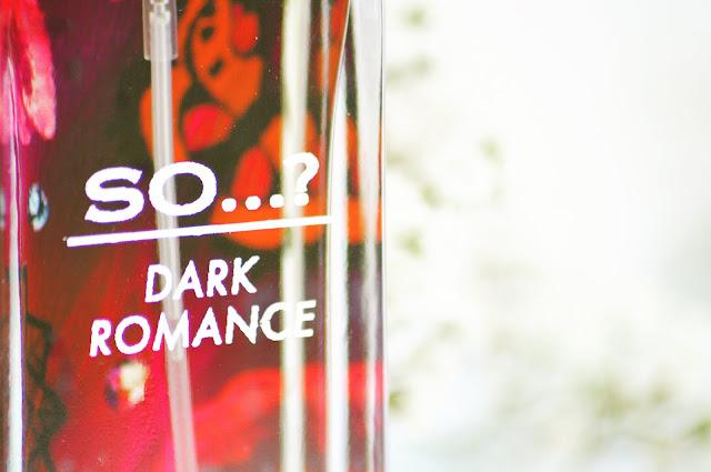 So...? Dark Romance