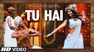 A.R. Rahman latest songs download Song A.R. RAHMAN, SANAH MOIDUTTY, Download Tu Hai mp3 song, Tu Hai mp4 video downloads, Tu Hai by A.R. RAHMAN, SANAH MOIDUTTY, Tu Hai of MOHENJO DARO mp3 sond downloads, watch Tu Hai video, MOHENJO DARO songs download, 128 kpbs Tu Hai 320 kpbs,256 kpbs Tu Hai mp3 downloads Hrithik Roshan , Pooja Hegde Tu Hai mp3 downloads, hd videos mp4 youtube HD.