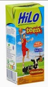 Harga Susu Hilo Teen UHT