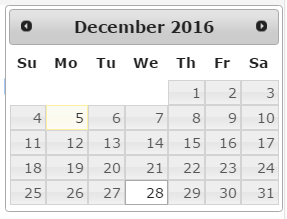Angular2 Datepicker | Angular2 date format | Angular2 date pipe